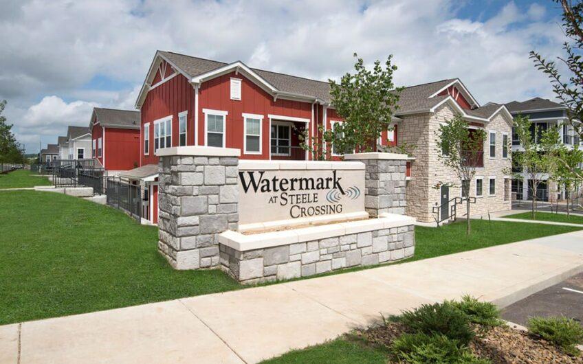 Watermark at Steele Crossing